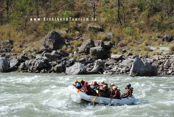 Rishikesh TOURISM :- PHOTO GALLERY OF River Rafting In  Rishikesh