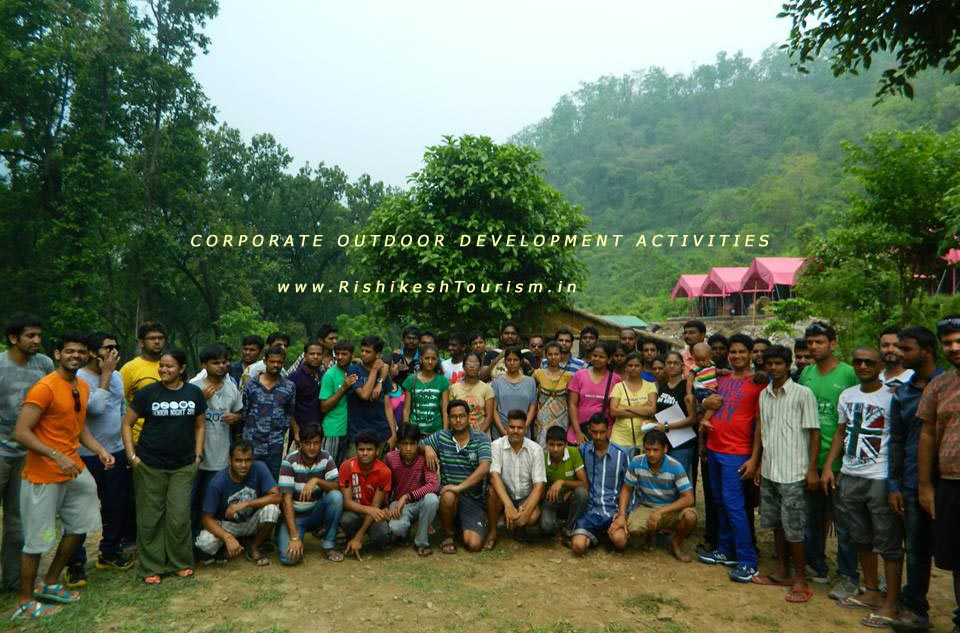 Rishikesh TOURISM :- CORPORATE OUTDOOR DEVELOPMENT ACTIVITIES