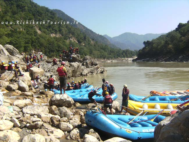One Night 2 Day Camping Rafting Package