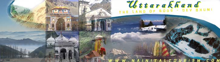 Uttarakhand :- Land of Gods - Dev Bhumi